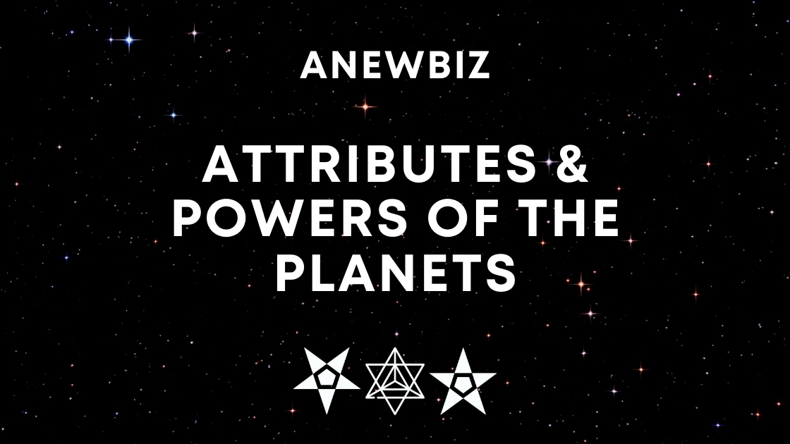 Attributes & Powers of the Planets