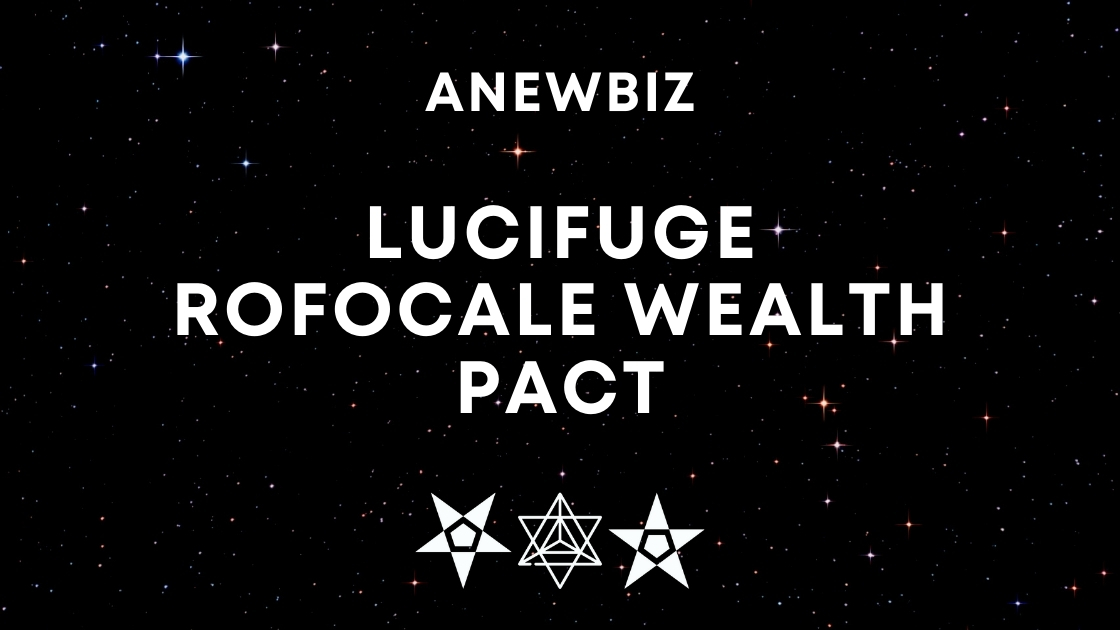 Lucifuge Rofocale Wealth Pact