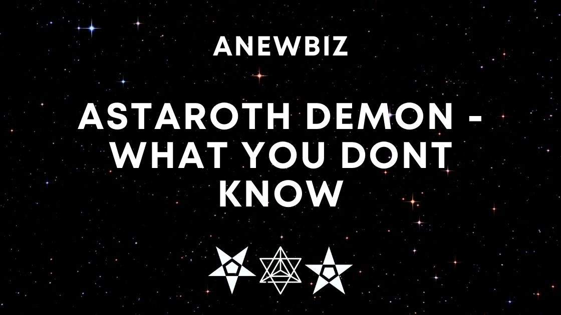 Astaroth Demon - WHAT YOU DONT KNOW