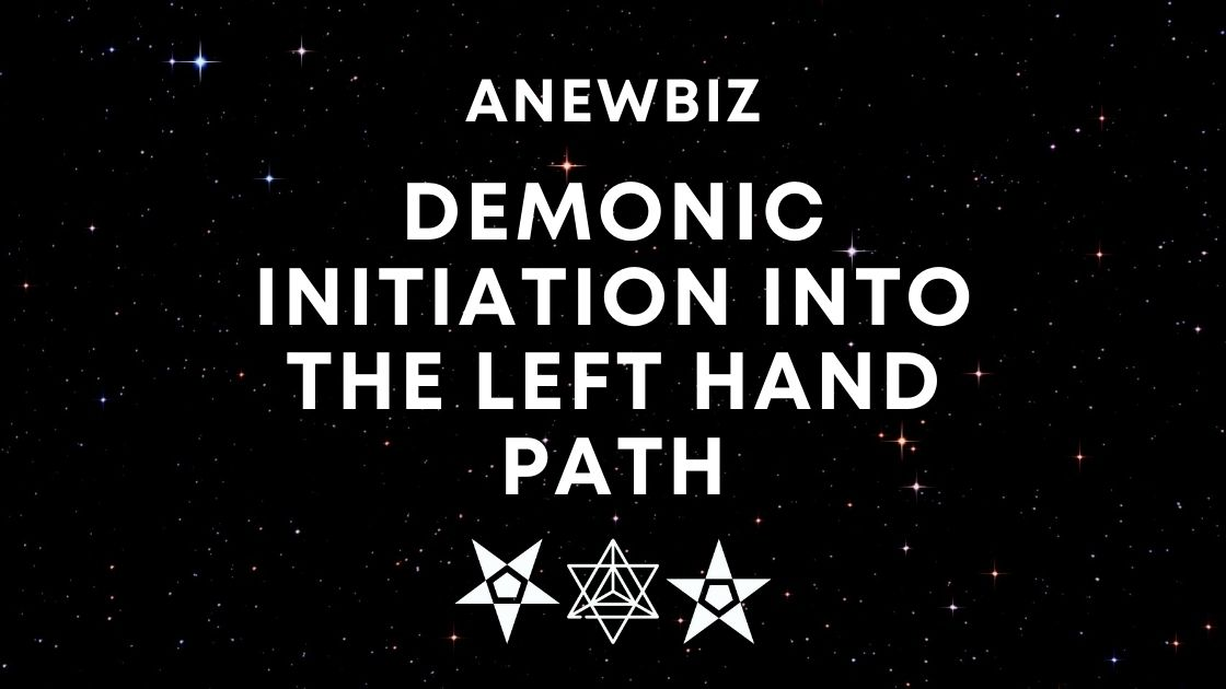 Demonic Initiation to the Left Hand Path