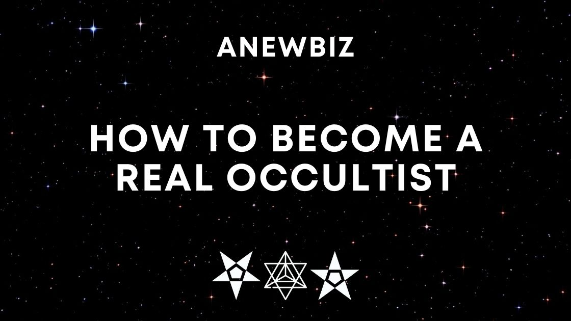 How To Become A Real Occultist