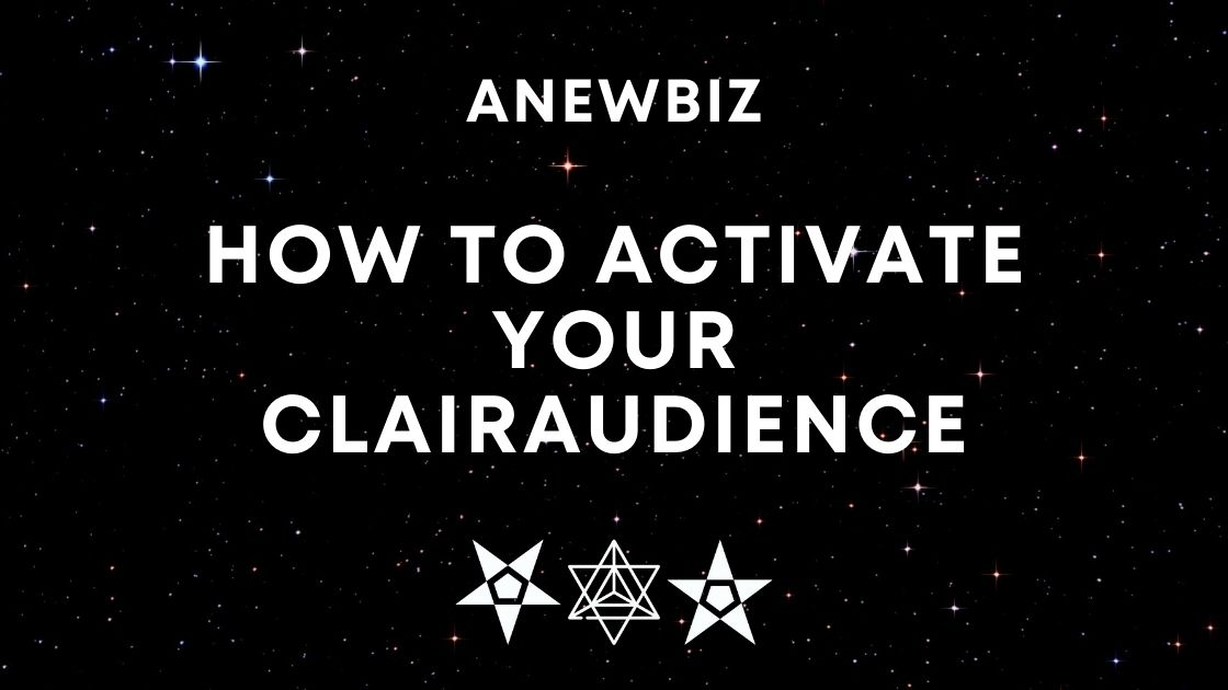 How to activate your Clairaudience