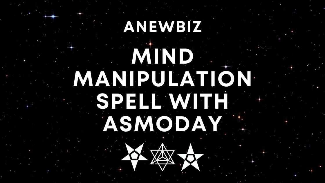 Mind Manipulation Spell With Asmoday