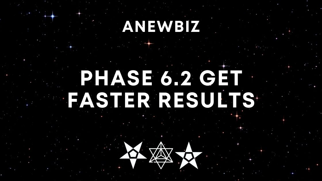 Phase 6.2 Get Faster Results